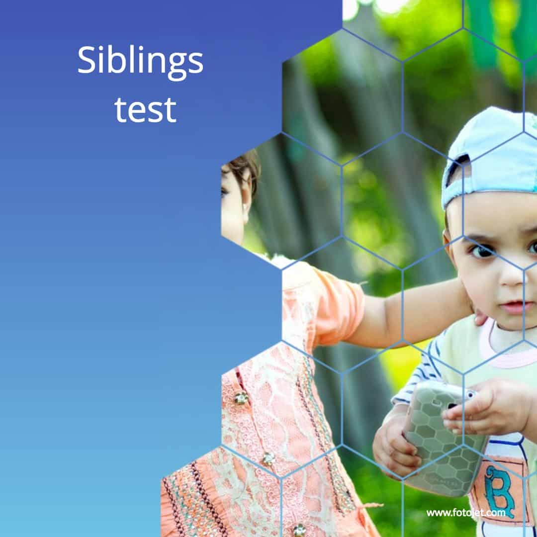 Siblings Test